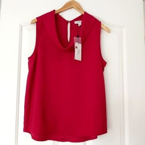 NWT  H by Halston Sleevless Top